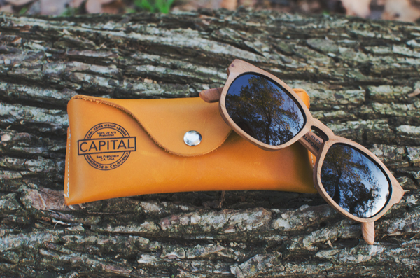 Shop local - San Francisco gift ideas - Capital Sunglasses