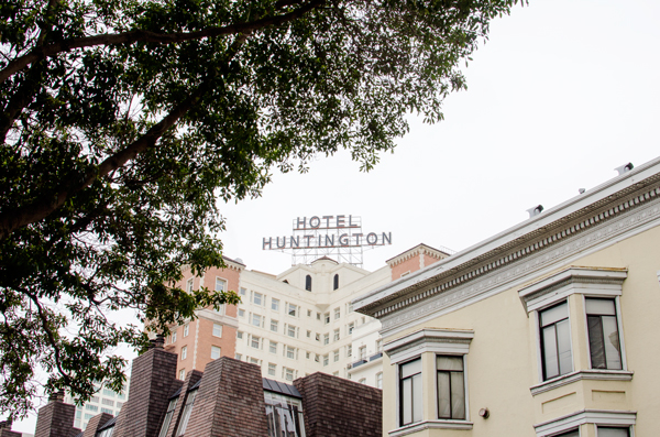 Hotel Huntington San Francisco Luxury Hotel
