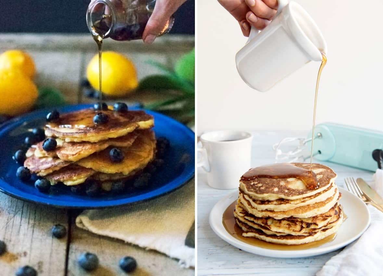 AMAZING Lemon Ricotta Pancake Recipe from San Francisco's Plow Restaurant