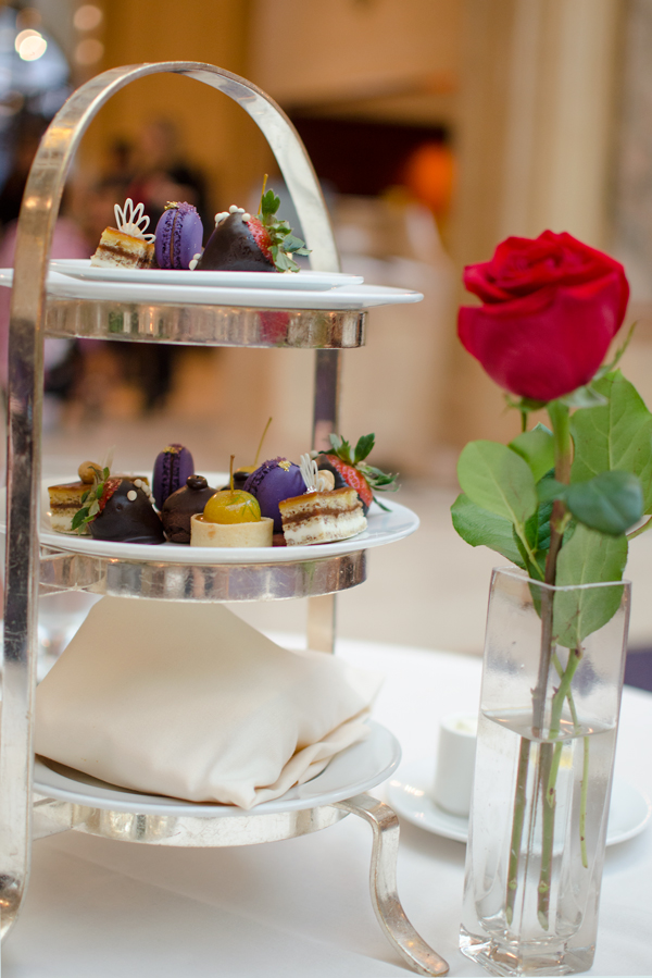 San Francisco Weekend Ideas - High Tea at the Palace Hotel