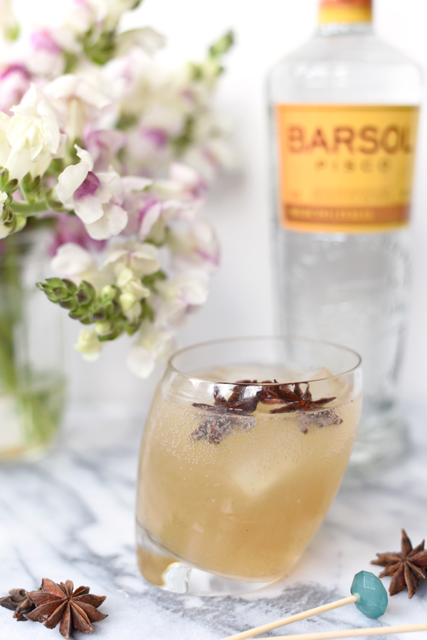 Trendy Cocktail Ideas :: Pisco Anise Cocktail