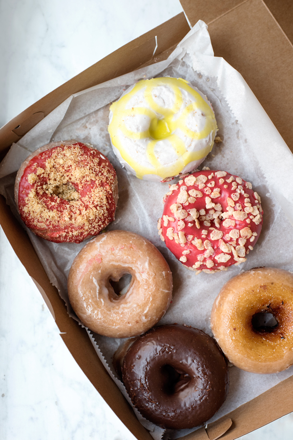 Philadelphia Innovative Trendy Donuts // Federal Rittenhouse