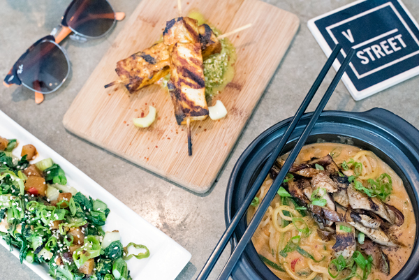 Philadelphia Restaurant Recommendations and Reviews // V Street Healthy Vegetarian and Vegan Food