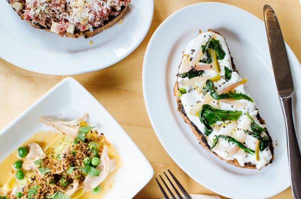 Best innovative restaurant in Philly // Vernick