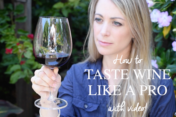 Wine Tasting 101 with Video Tutorial!