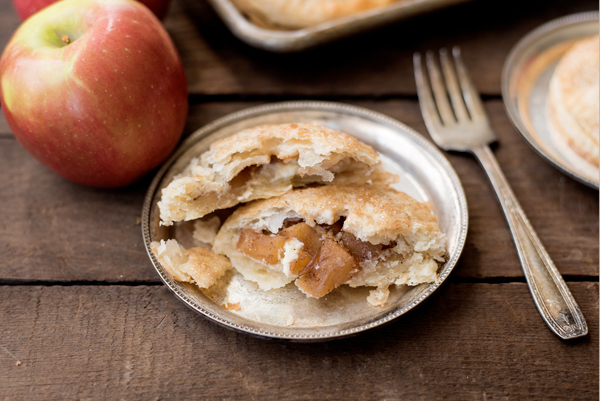 Best Ways to Eat Apples - Hand Pies Recipe with Flaky Pie Crust