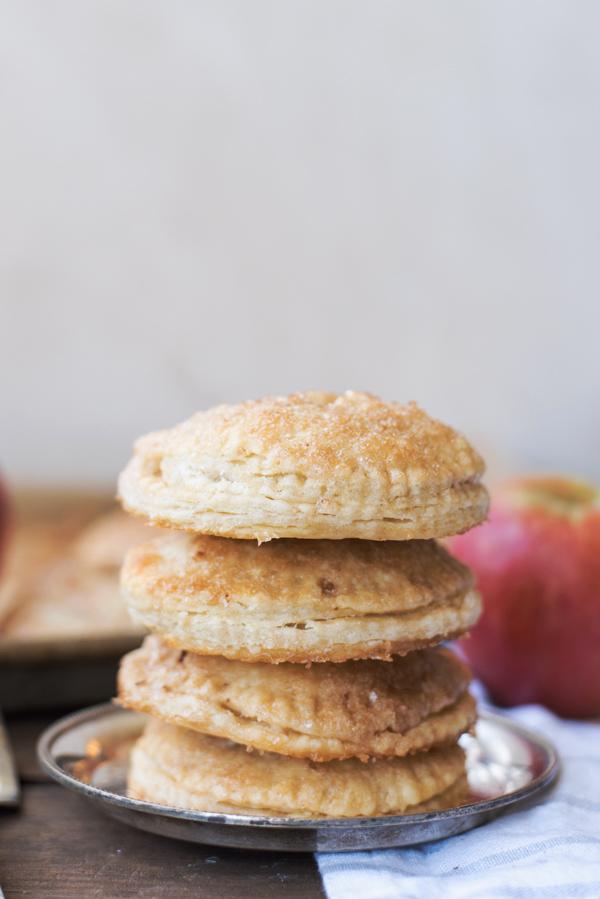 Seasonal Apple Recipes - Apple Cream Cheese Hand Pies