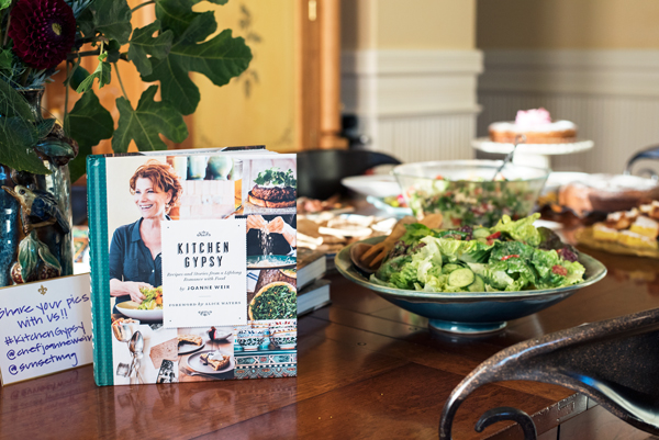 Joanne Weir - Kitchen Gypsy Cookbook & Chef at Copita Sausalito