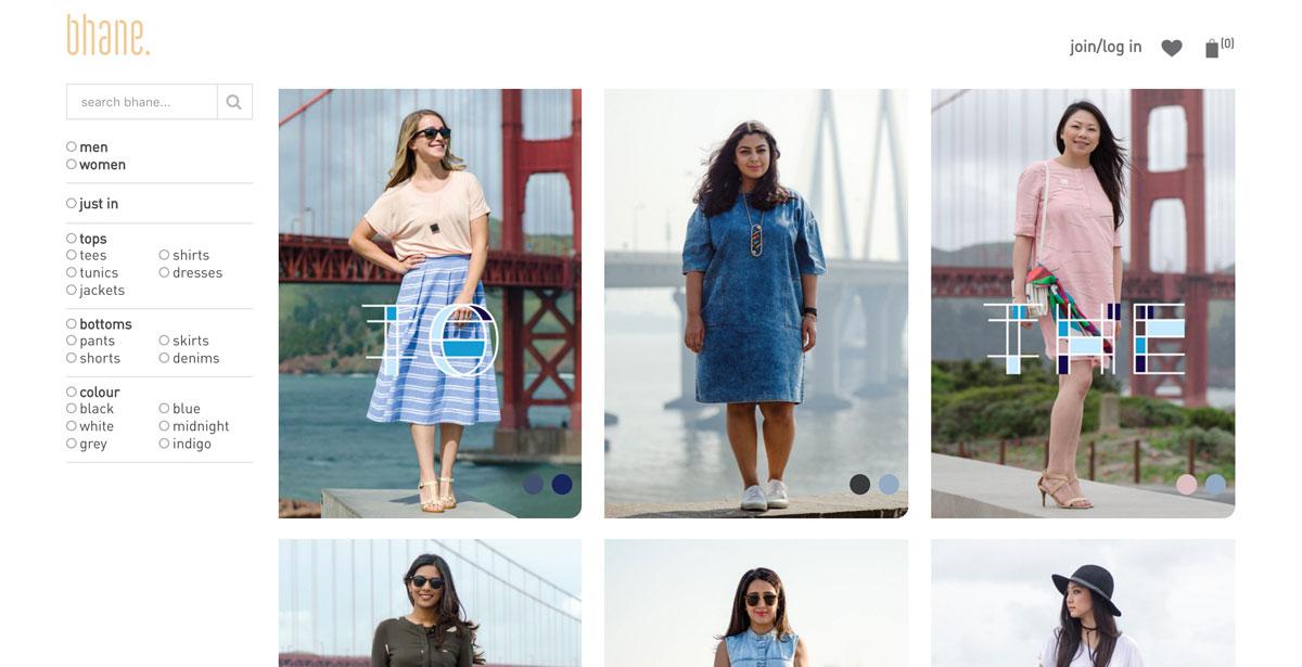 Bhane Fashion Spring Lookbook Feature