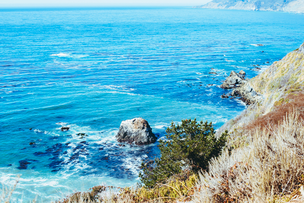 Driving Down the Big Sur Coastline - Best Views