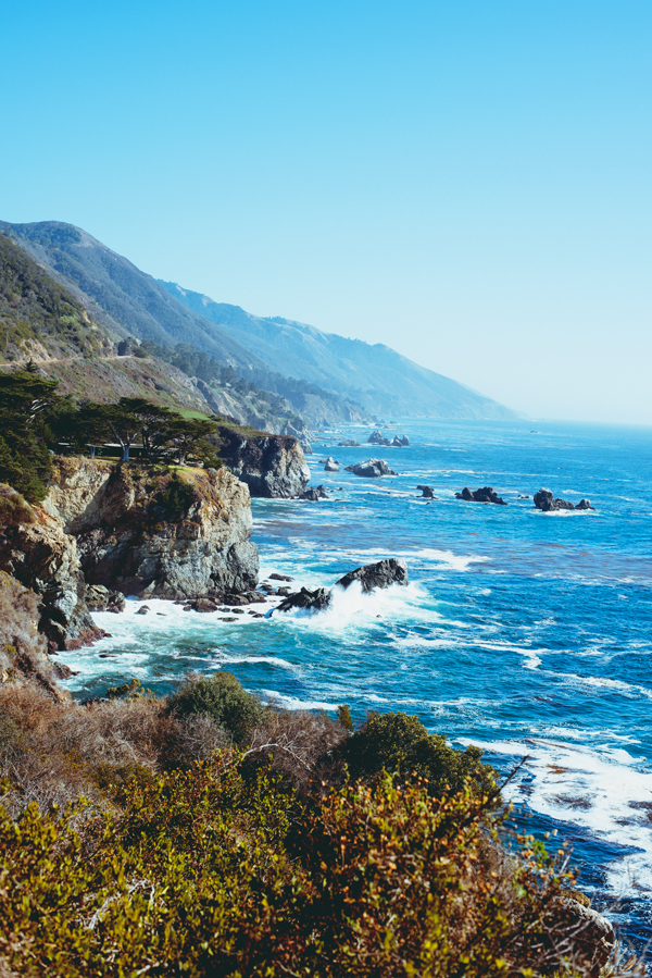 California Bay Area Road Trip Ideas - Highway One