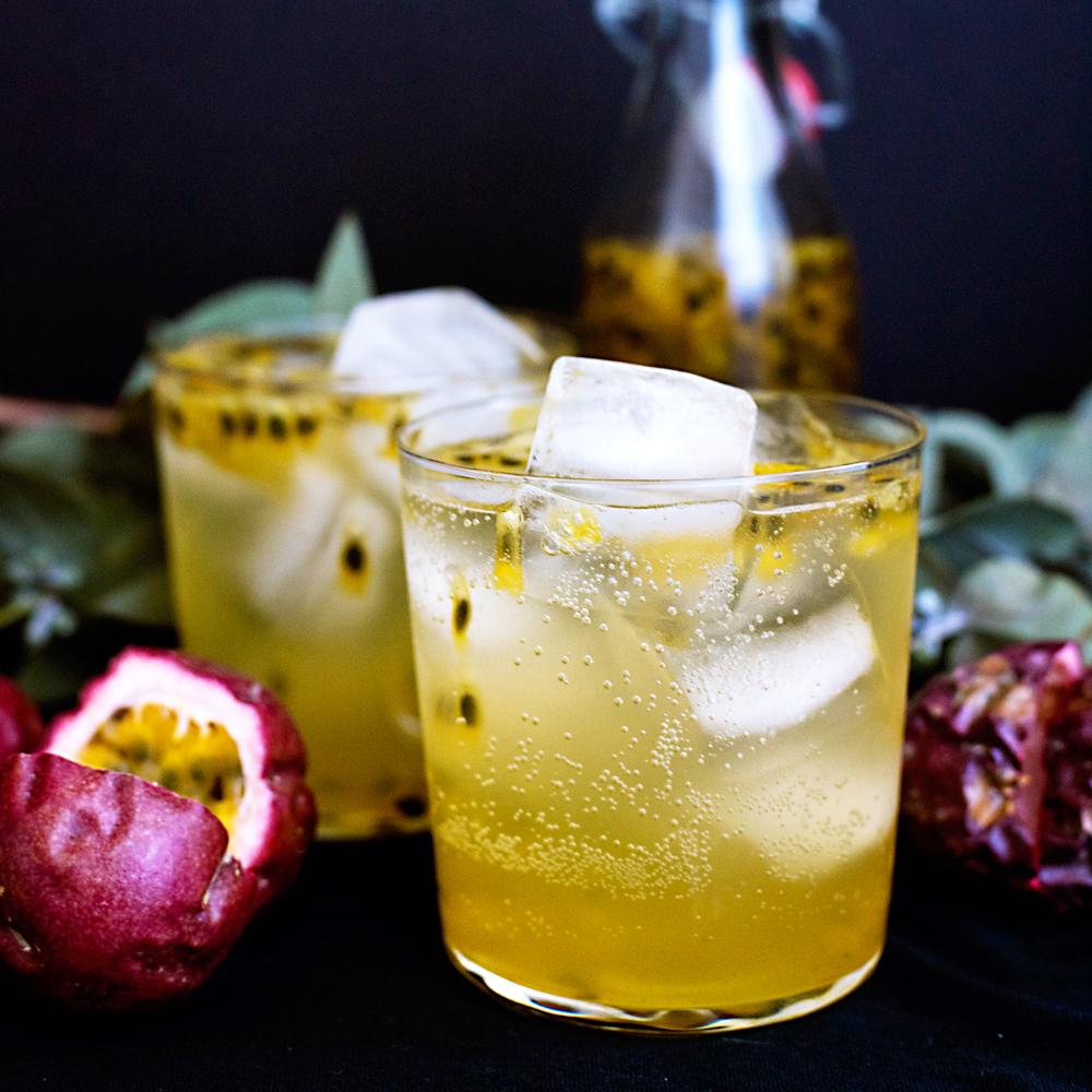 Passion Fruit Vodka Drink Recipes