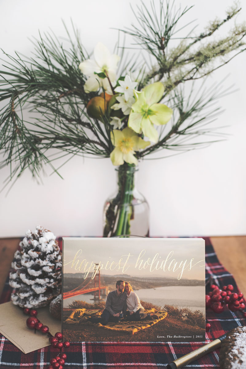Our 2015 Holiday Cards - San Francisco Golden Gate Photography