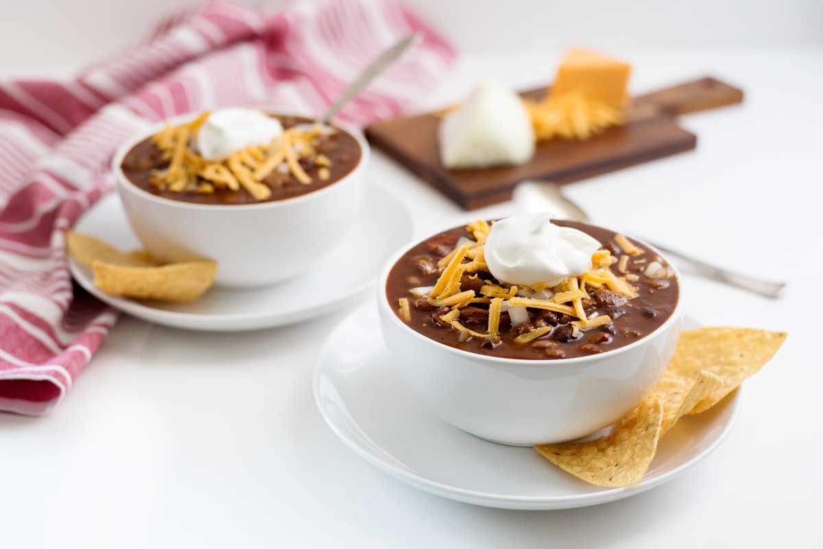 The Best Chili Of Your Life Recipes — Dishmaps