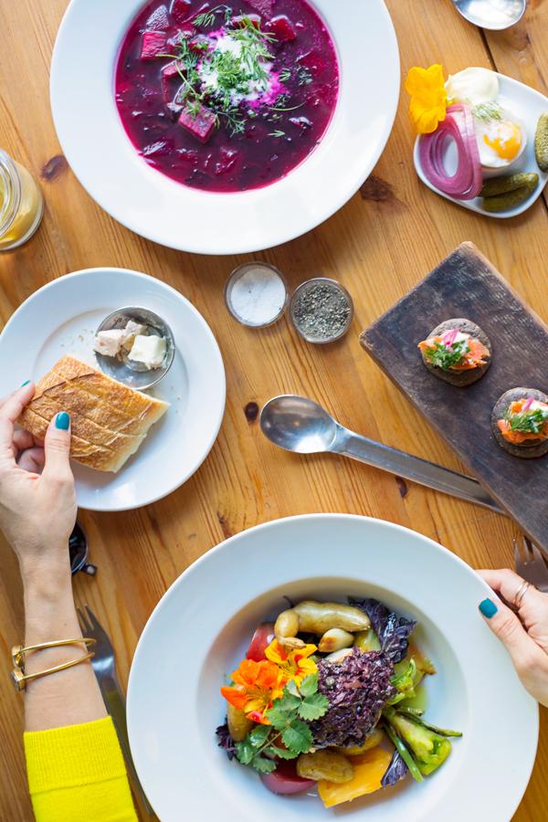 Brasserie Four Best Restaurant Walla Walla, Washington
