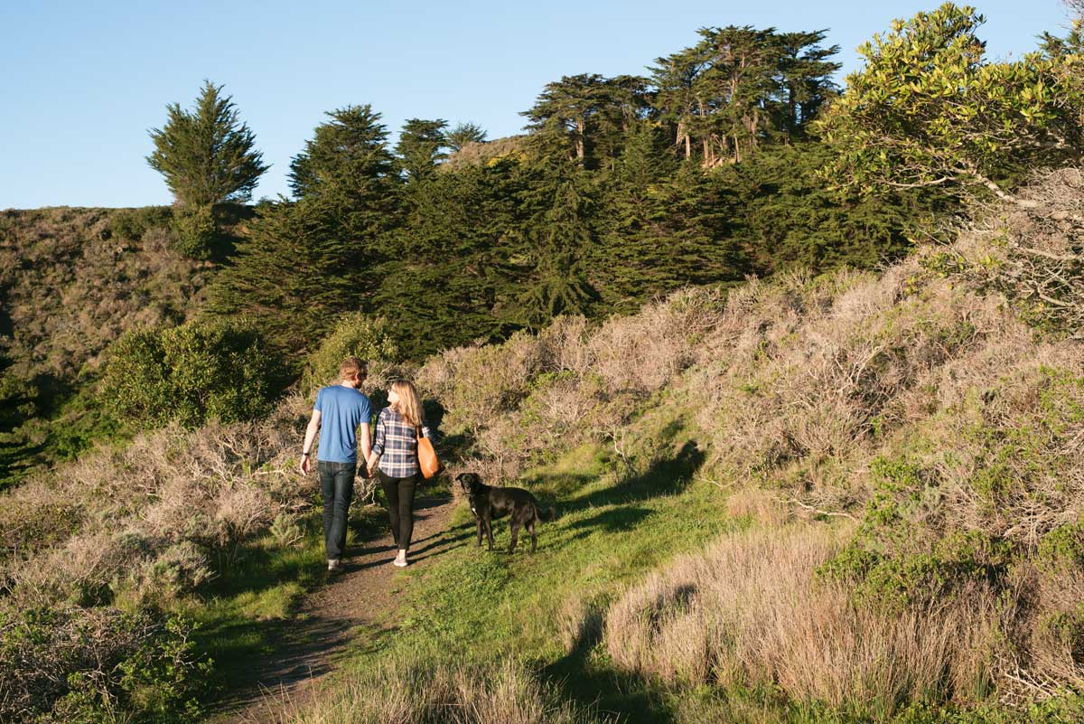 Best Hikes San Francisco with Golden Gate Bridge Views