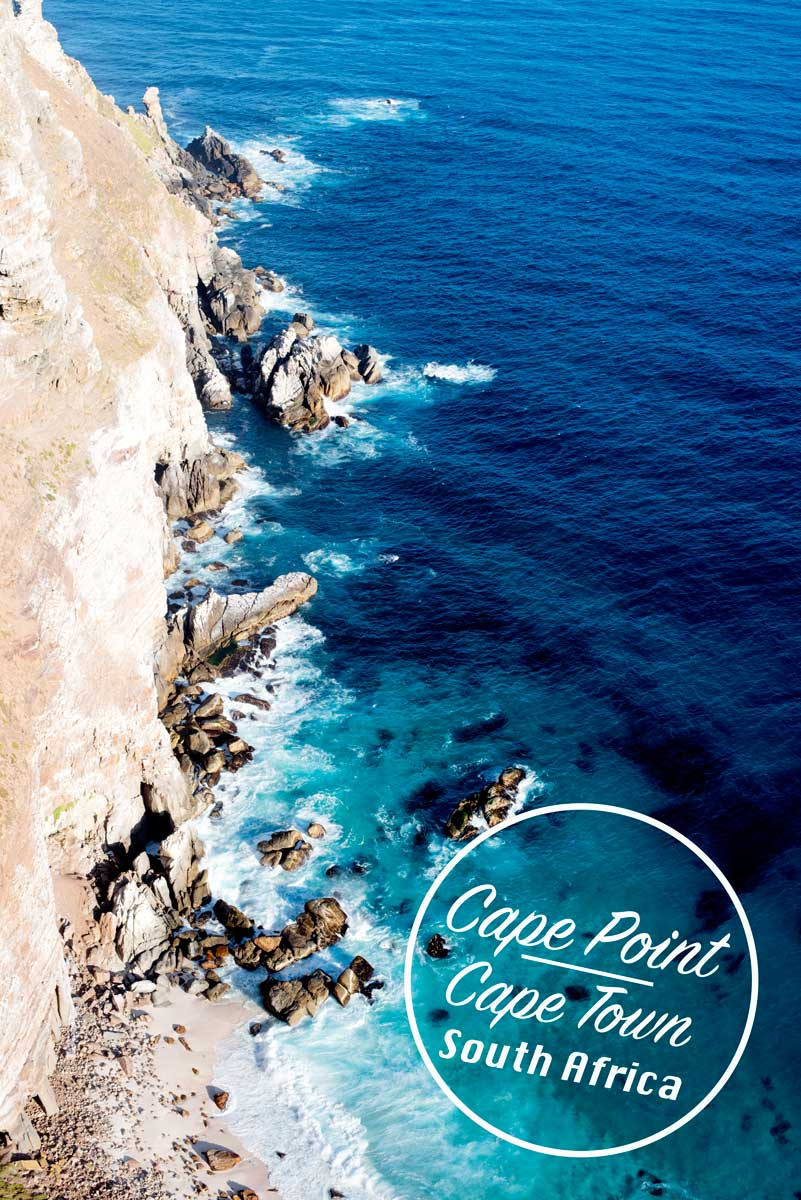 MUST VISIT - Cape Town, South Africa. Cape Point - the Southern Tip of Africa