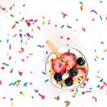 GENIUS! DIY Mini No Bake Cheesecake Recipe & Party Bar Inspiration