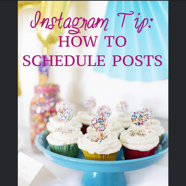 How to Post to Instagram in Advance - Instagram Hacks & Tips
