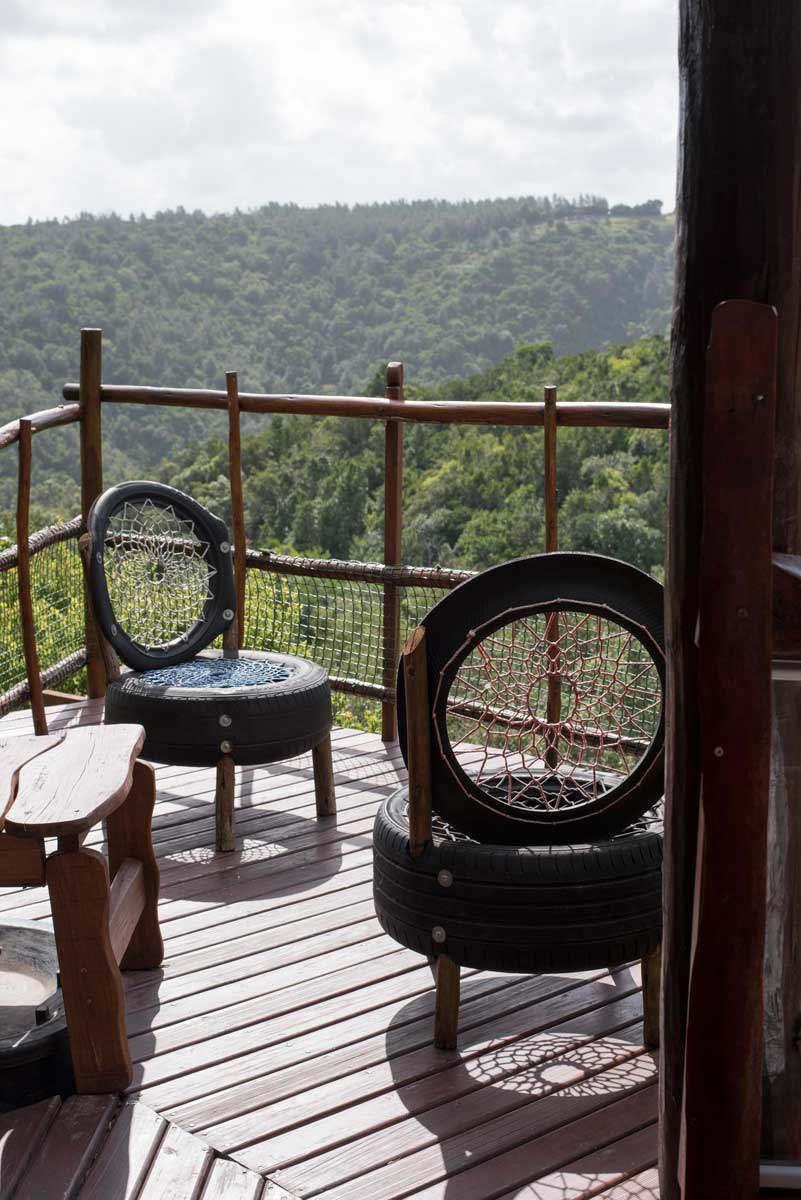 Teniqua Treetops Treehouse Hotel - Sedgefield Garden Route, South Africa