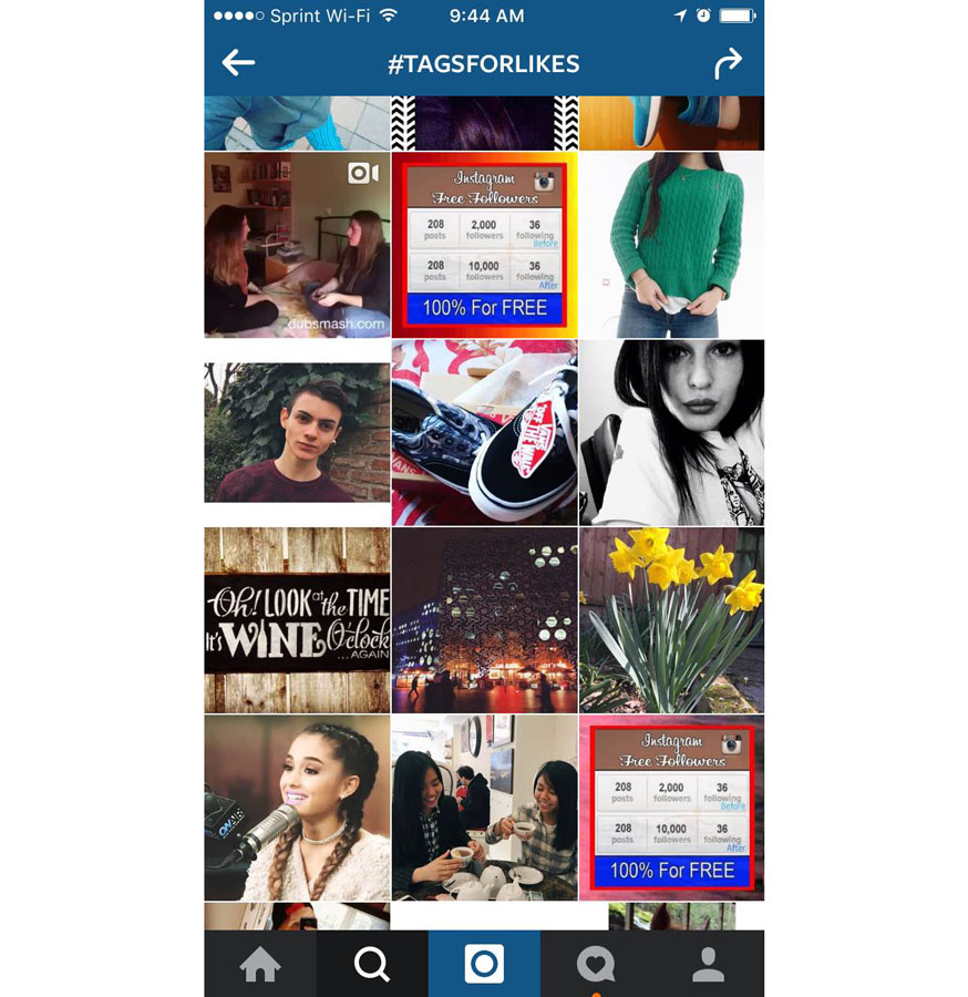 Tips for Choosing Instagram Hashtags for Engagement and Likes