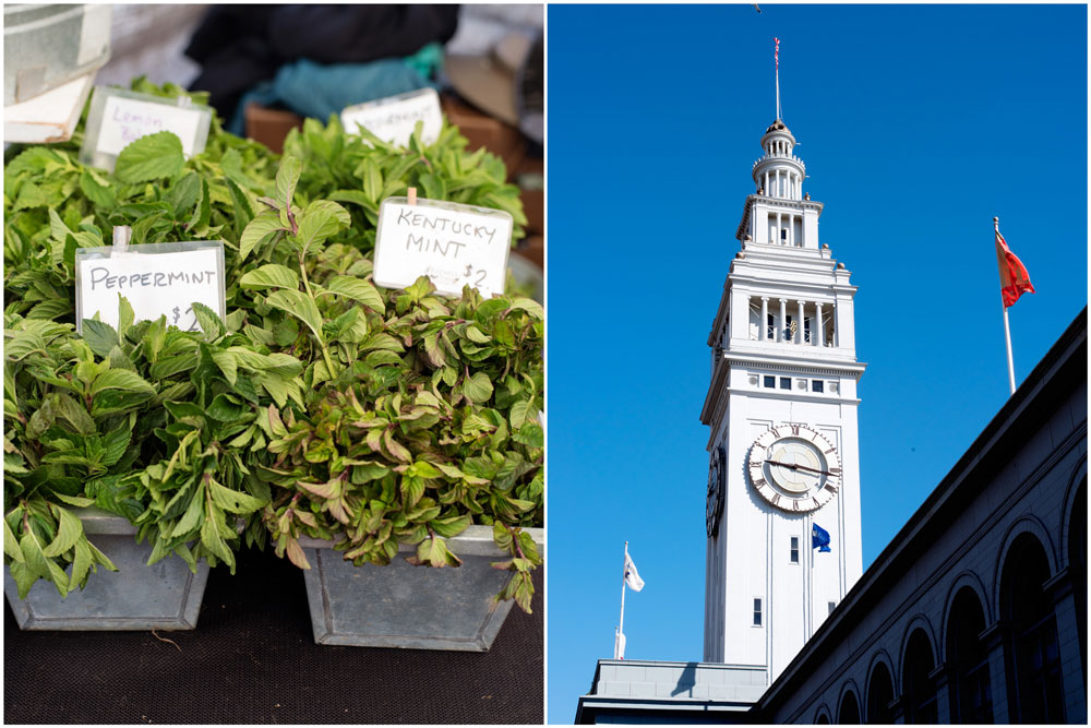Things to Do in San Francisco :: Ferry Building Farmers Market Embarcadero