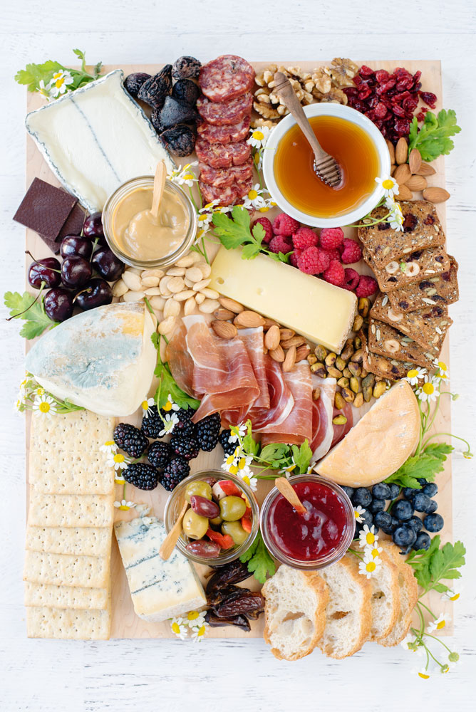 What you need for a fancy cheese platter  sc 1 st  A Side of Sweet & Instagrammable Cheese and Charcuterie Platter - A Side of Sweet