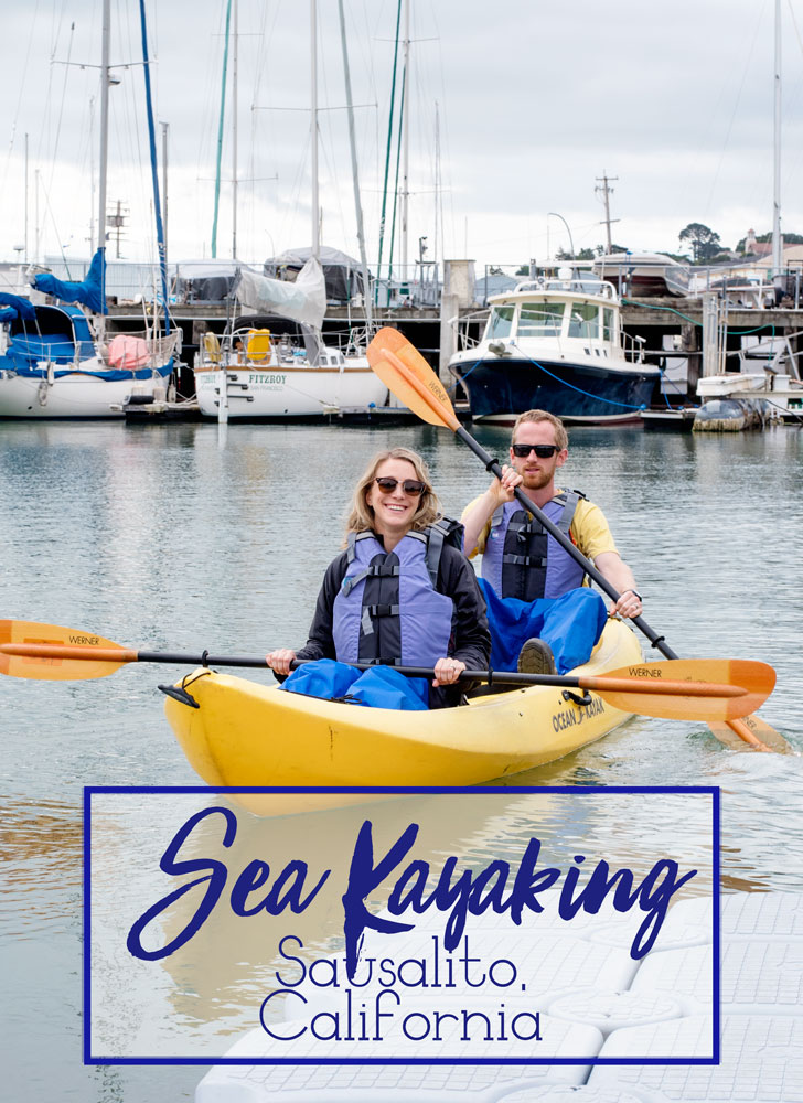 Where to Go Sea Kayaking in Sausalito and San Francisco - Sea Trek