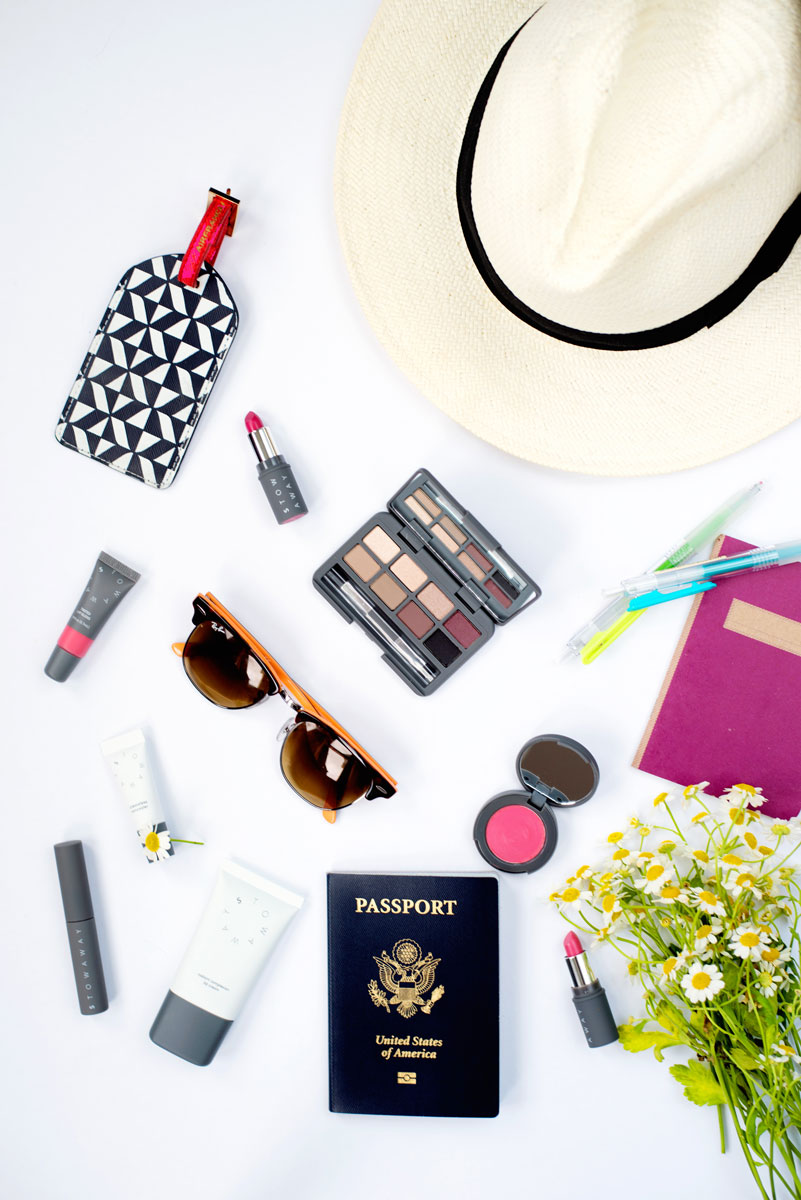 Tips for Chic Airline Travel - Beautiful travel products to make sure you arrive in style!
