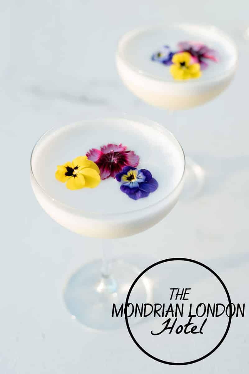 Mondrian London Hotel and Dandelyan Bar - Luxury Boutique Hotel with Craft Cocktails
