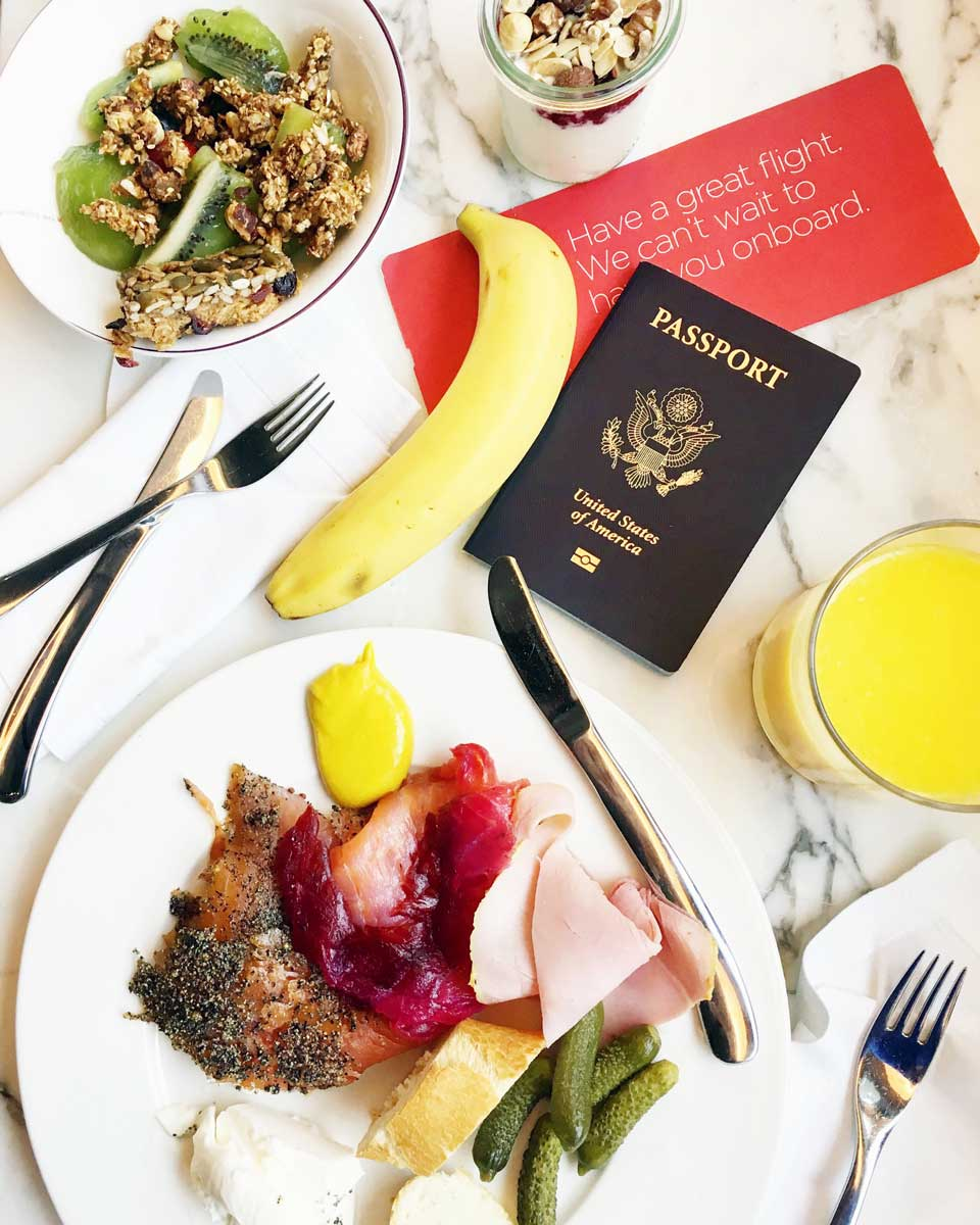 Flying San Francisco to London Heathrow with Virgin Atlantic Review