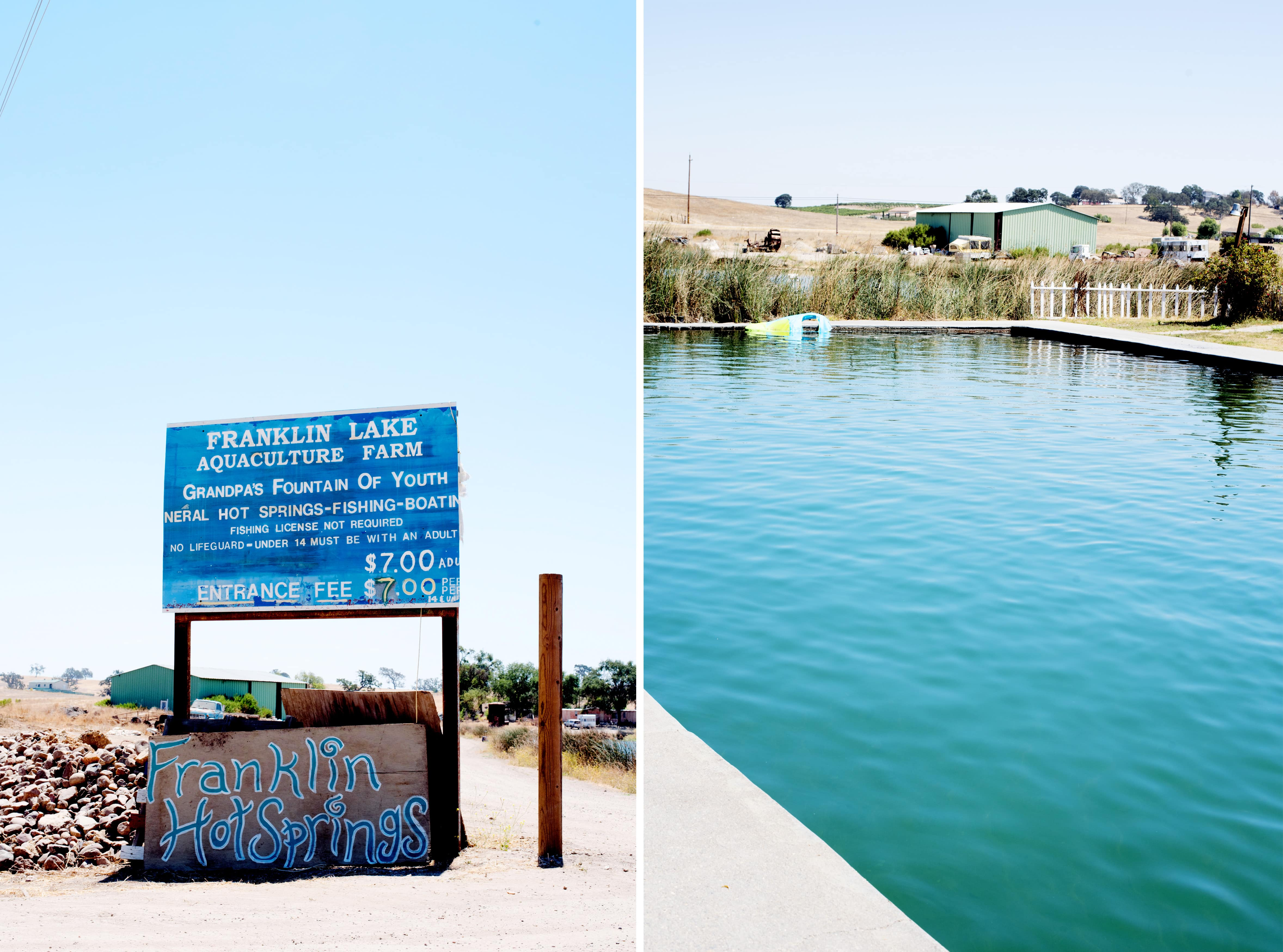 Paso Robles Travel Guide & Things to Do - Franklin Hot Springs