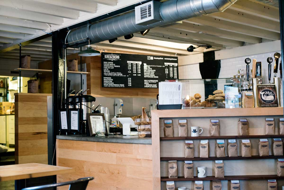 Paso Robles Travel Guide & Things to Do - Kreuzberg Coffee Shop