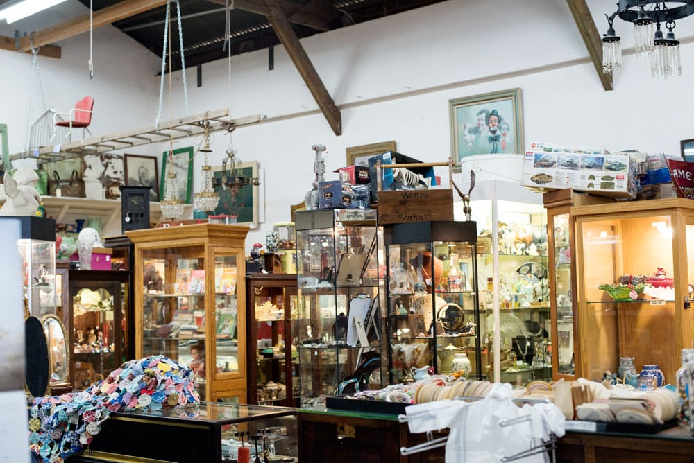 Paso Robles Travel Guide & Things to Do - Vineyard Antique Mall