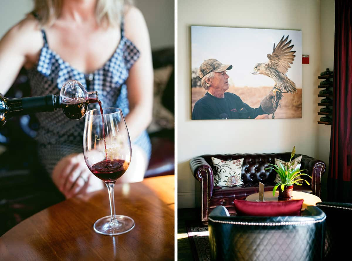 Paso Robles Travel Guide & Things to Do - Parrish Family Vineyard Wine Tasting Room
