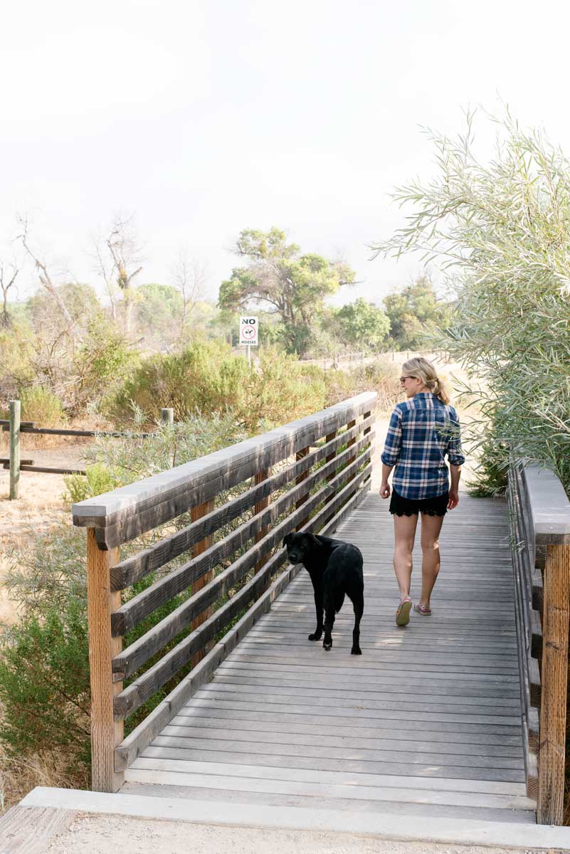 Paso Robles Travel Guide & Things to Do - Outdoor Walking Path