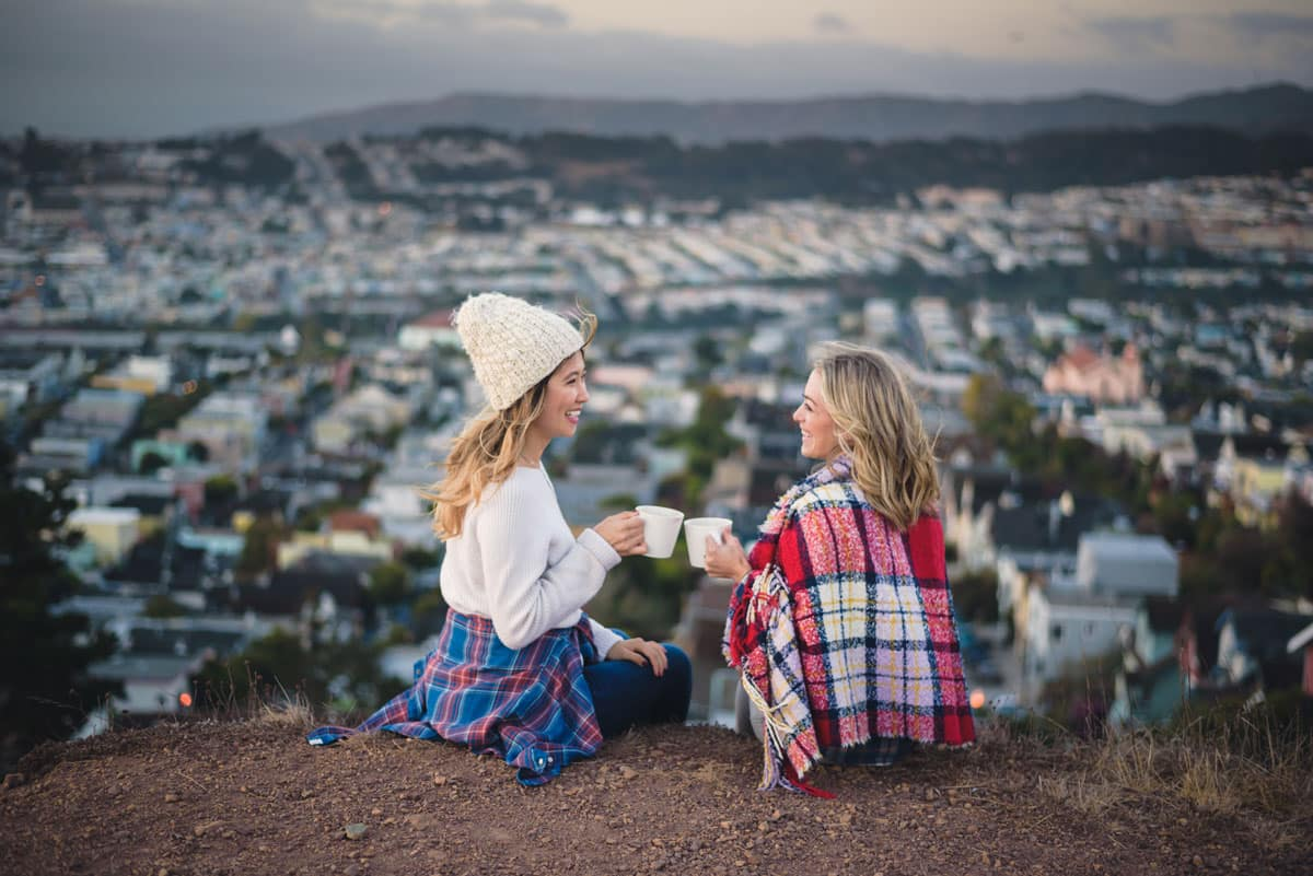 Best Picnic Places in San Francisco - Bernal Heights Neighborhood Guide