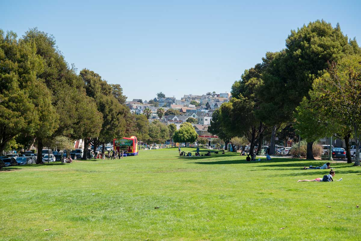 Precita Park - Things to Do in Bernal Heights