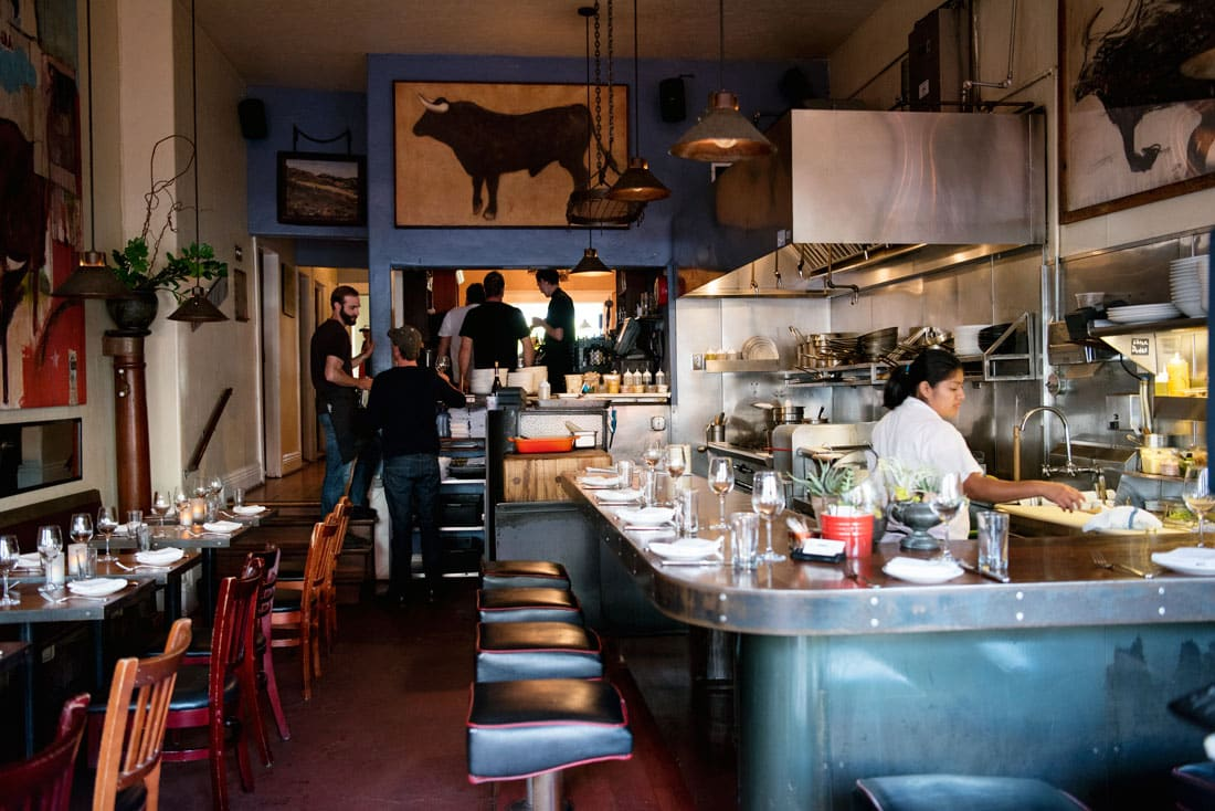 Best Things to Do in Bernal Heights - Blue Star Restaurant