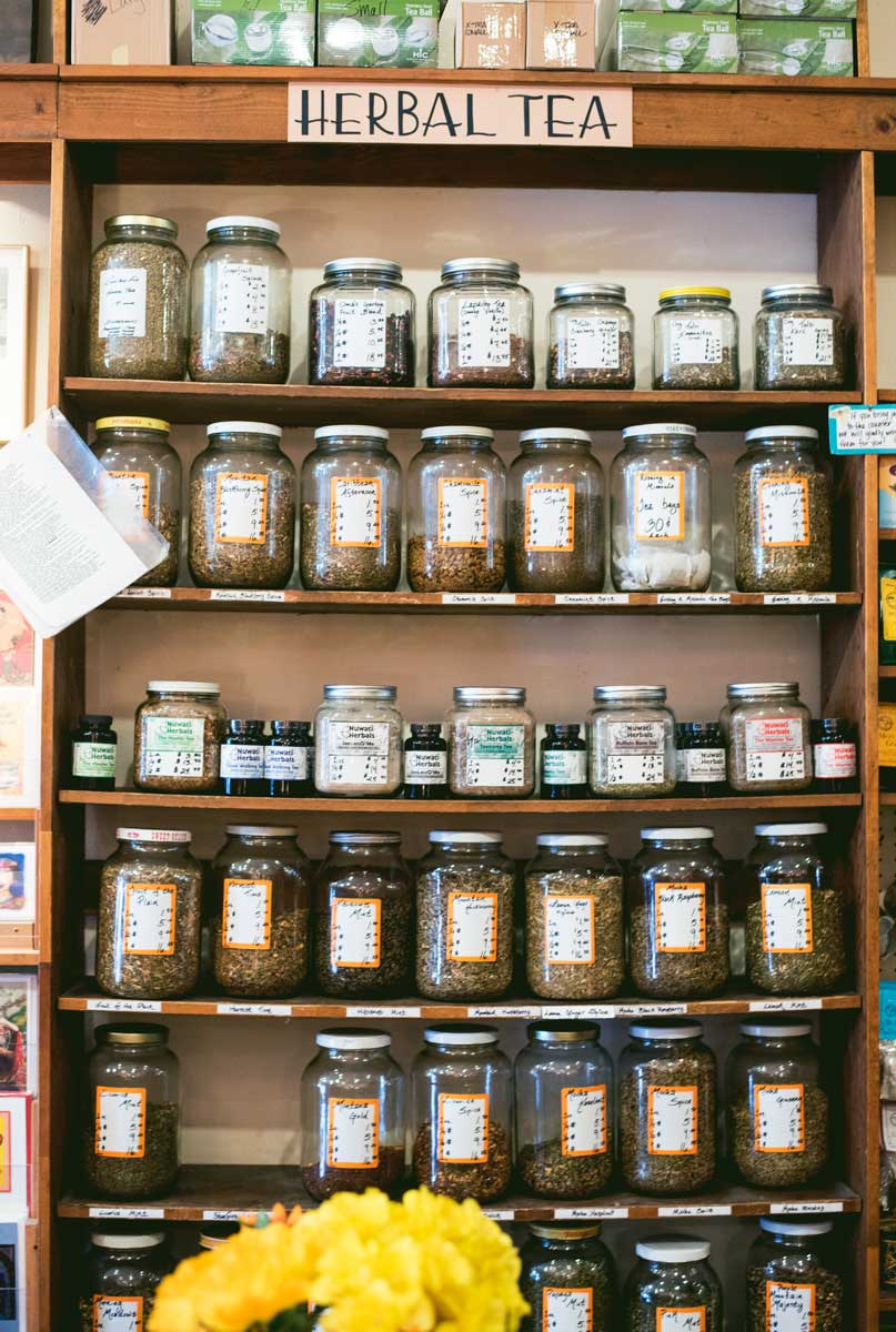 Butterfly Herbs Tea Store and Shop Missoula Montana