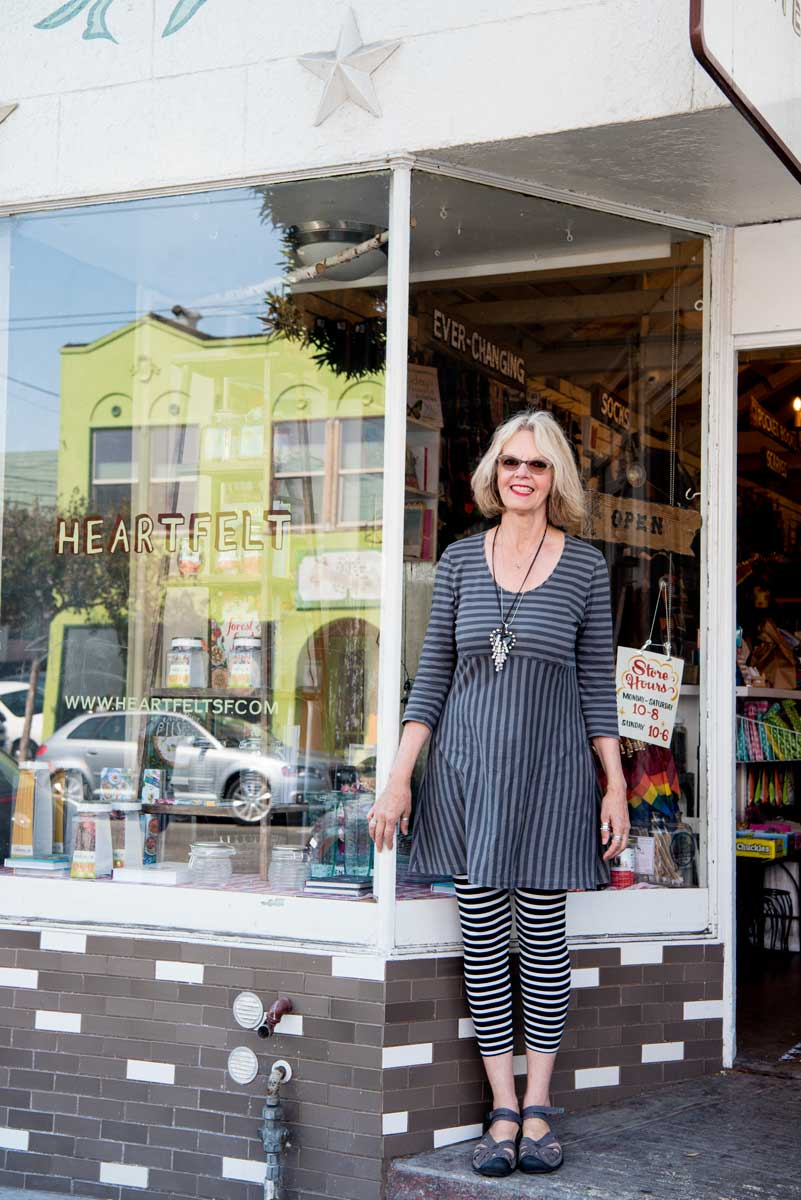 Cute Boutiques and Shops in San Francisco - Heartfelt Bernal Heights