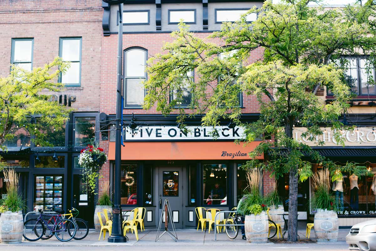 Five On Black Brazilian Food Best Cheap Dinners Missoula Montana