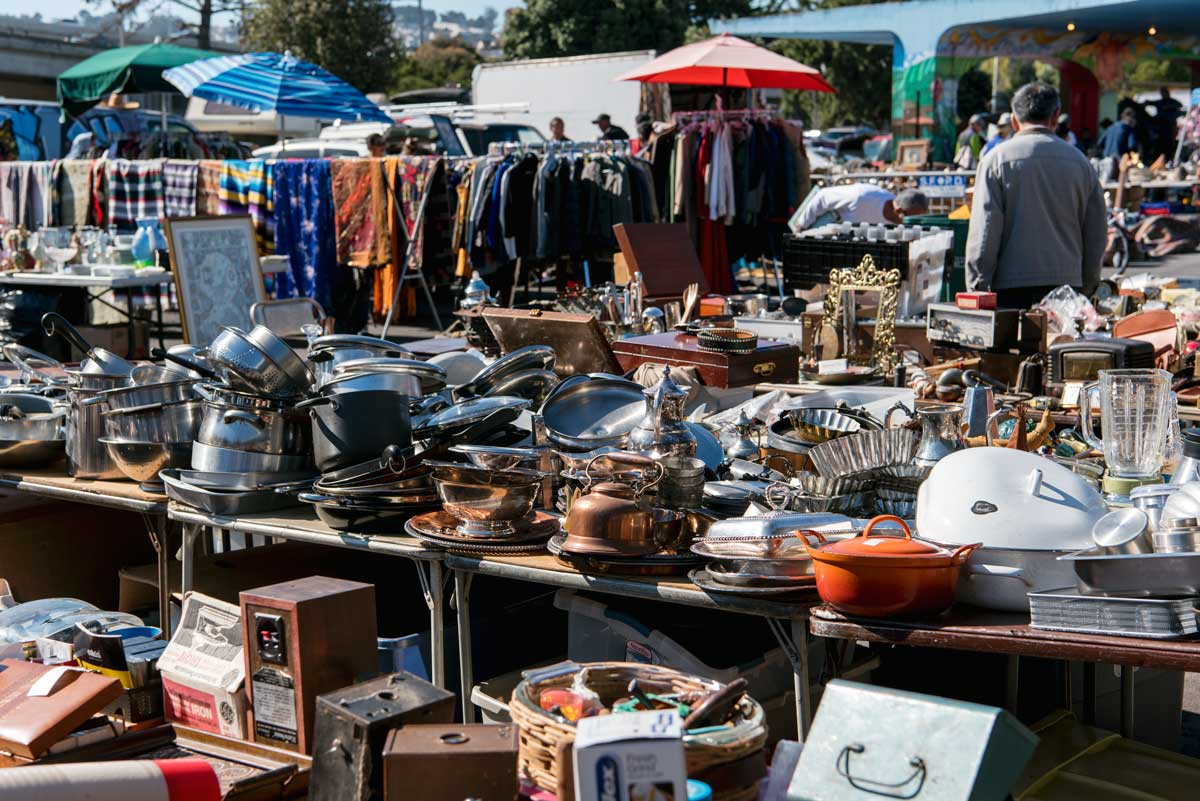 Image result for Alemany Flea Market - San Francisco, CA