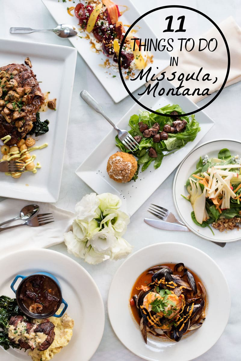 Things to Do in Missoula, Montana. Where to Eat, Places to Stay and Things to Do