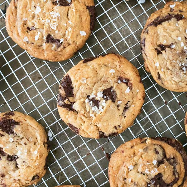 Ny Times Chocolate Chip Cookies Gluten Free
