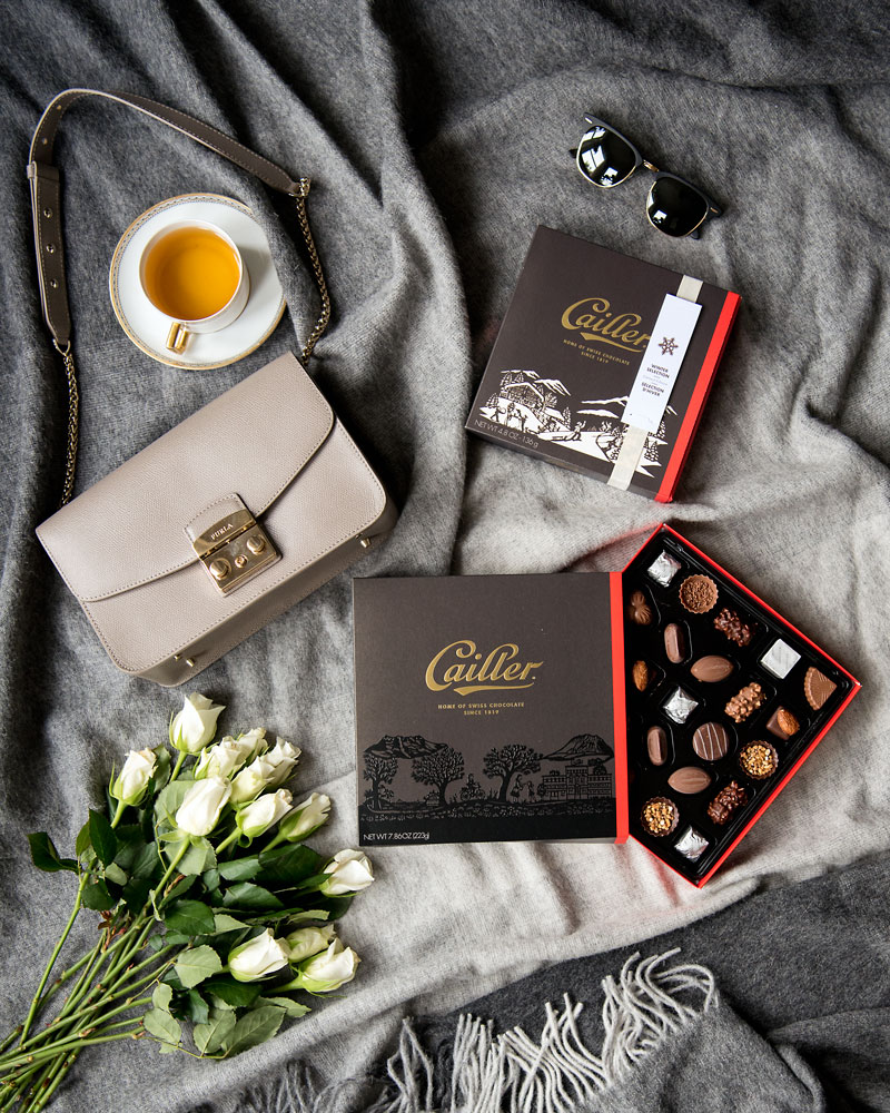 San Francisco Cailler Chocolate Pop Up in Hayes Valley // A Side ...