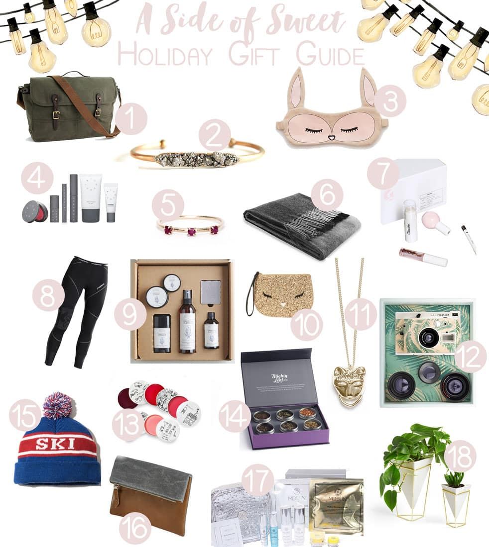 Christmas Gifts for Everyone on Your List - Mom, Dad, Husband, Fashion Lover, Jetsetter and More in this holiday gift guide!