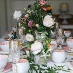 How to Host a Galentine's Day Party with Gold and Pink
