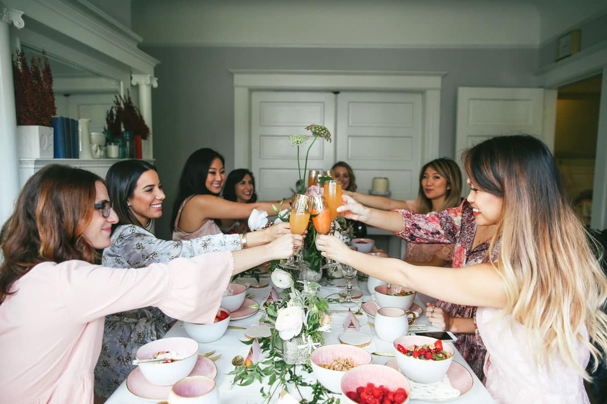 Ideas for Valentine or Galentine's Day Party