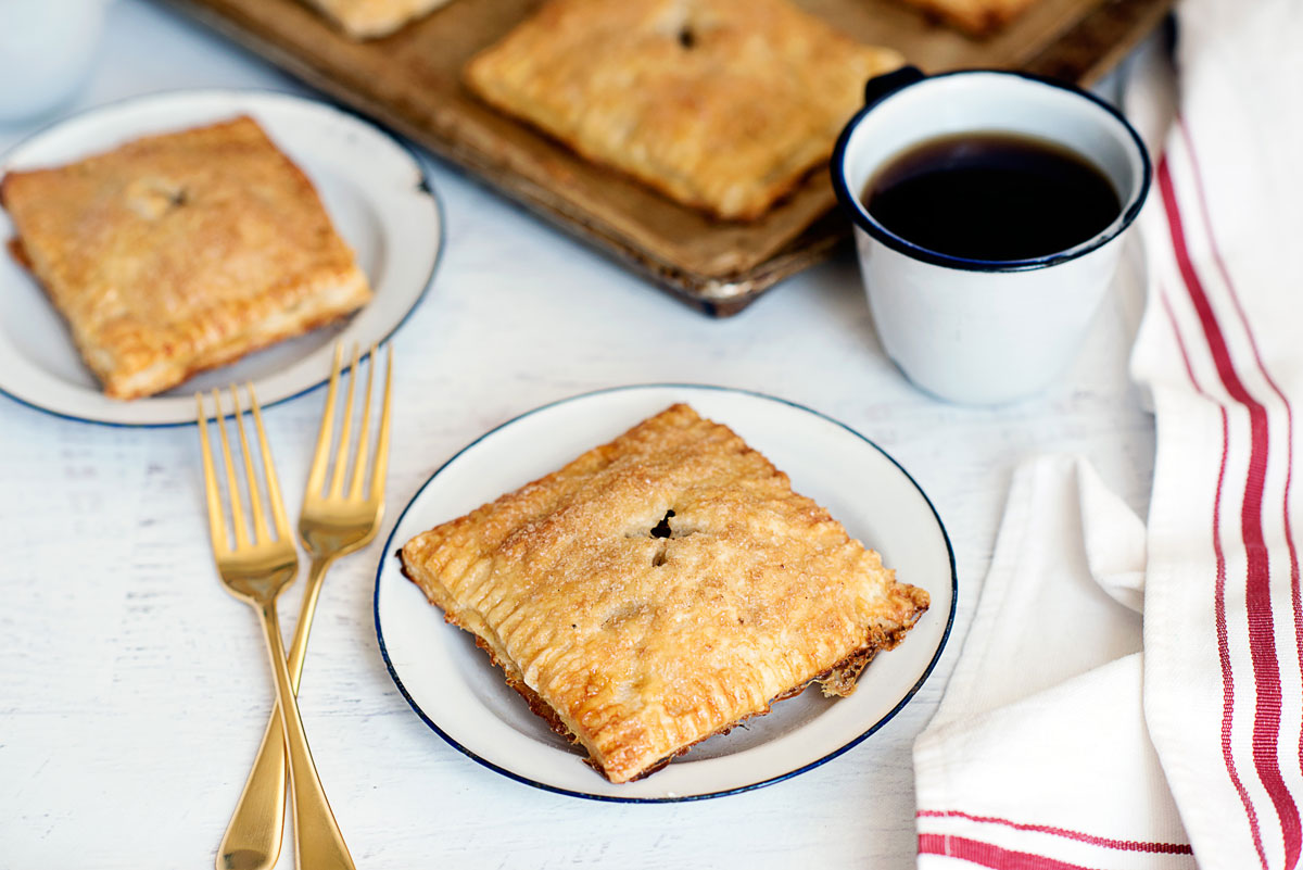 Perfectly Flaky Rhubarb Hand Pies Recipe
